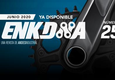 Ya Lanzamos Revista ENKDNA #25