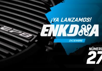 Nueva edición ENKDNA #27